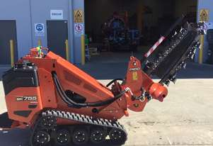 Ditch Witch   Tracked Trencher