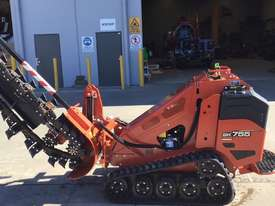 Ditch Witch Tracked Trencher - picture1' - Click to enlarge
