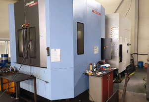 2015 Doosan NHM6300 Twin Pallet Horizontal Machining Centre