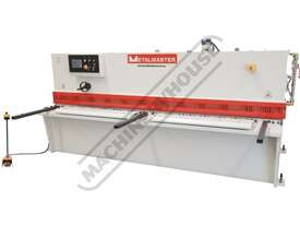SG-3206E & PB70B Hydraulic NC Guillotine & NC Pressbrake Package Deal Guillotine 3200 x 6mm, Pressbr - picture2' - Click to enlarge