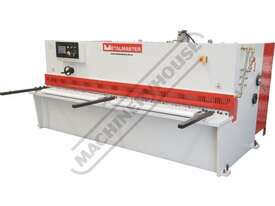 SG-3206E & PB70B Hydraulic NC Guillotine & NC Pressbrake Package Deal Guillotine 3200 x 6mm, Pressbr - picture3' - Click to enlarge