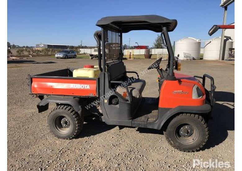 Used Kubota RTV900 Utility vehicles in , - Listed on Machines4u