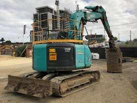 Used SK135SR-2OWB Kobelco - picture0' - Click to enlarge