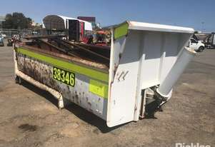 15ft x 7ft Tipping Truck Body,