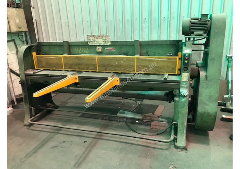 WMW Mechanical Guillotine