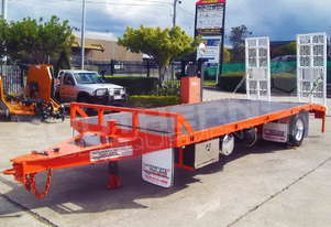 Interstate Trailers 11 Ton Single Axle Tag Trailer ATTTAG
