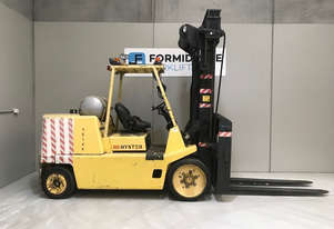 Hyster S180XL/2 LPG / Petrol Counterbalance Forklift