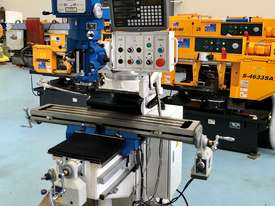 PUMA X6323B | 3 PHASE TURRET MILLING MACHINE Incl Digital Readout - picture0' - Click to enlarge