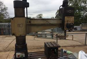 Smtcl Radial Arm Drill
