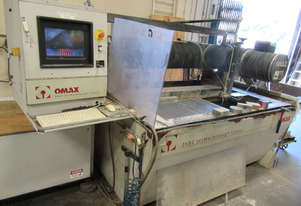 Omax   2652 WATERJET