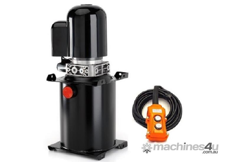 Powerpack Hydraulic 5 Litre - 24 Volt Double Acting Including Pendant Control