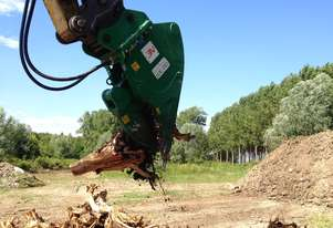 3V Root and Tree Cutter - Root Stump Cutter