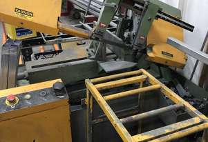 Hafco Metalmaster 3 phase metal Band Saw