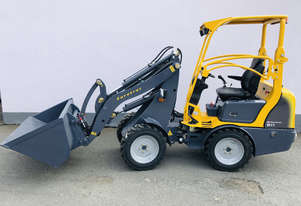 New Eurotrac W11 Mini Loader