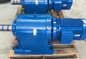 11 kw 15 hp 26 rpm Output Drive Foot Mount Geared Motor
