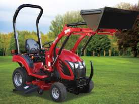 SALE TYM T194 Tractor HST ROPS with FEL and 4in1 Bucket - picture0' - Click to enlarge