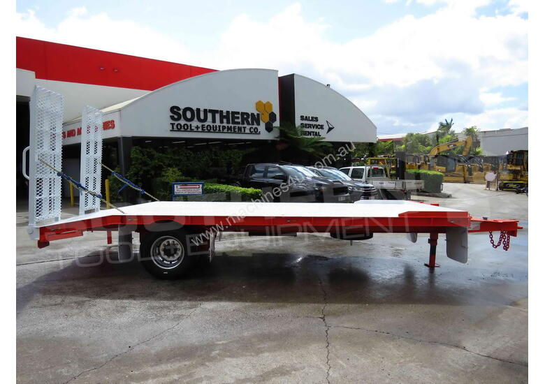 Interstate trailers 11 Ton Single Axle Tag Trailer Super Series ATTTAG