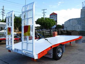 Interstate trailers 11 Ton Single Axle Tag Trailer Super Series ATTTAG - picture2' - Click to enlarge