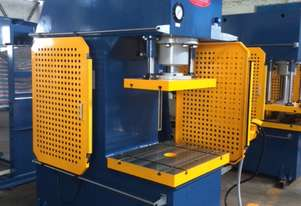 Heavy Duty Industrial Open Front Hydraulic Press - 100Ton Other Sizes Available