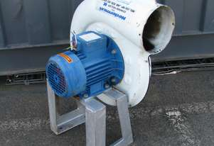 Centrifugal Blower Fan on Stand - 0.75kW - Nederman