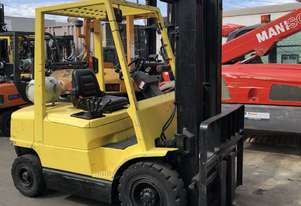 HYSTER 2.5T LPG COUNTERBALANCED FORKLIFT