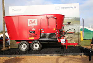 BvL V-Mix 20 - The Longer Lasting Feed Mixer Wagon