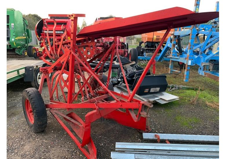 Small Square Bale Loader