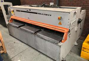 Used Ermaksan CNC Guillotine 3100 x 6mm