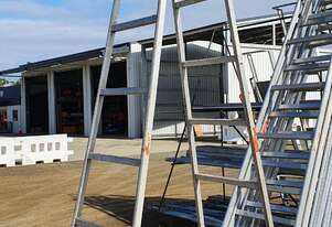 14ft (4.2m) Aluminium Adjustable Trestle
