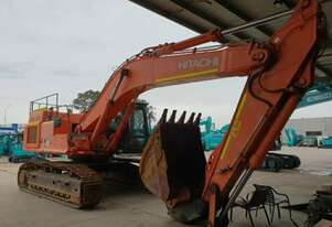 2007 HITACHI ZX470 ZAXIS TRACK MOUNTED EXCAVATOR