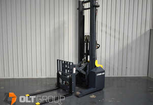 Combilift WR Reach Truck Forklift Narrow Aisle Pallet Stacker 4.9m Mast Power Steering Low Hours