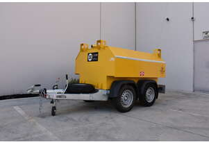 Hirecorp DIESEL TRAILER – 1200-1500L