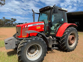 Massey Ferguson 6455 FWA/4WD Tractor - picture0' - Click to enlarge
