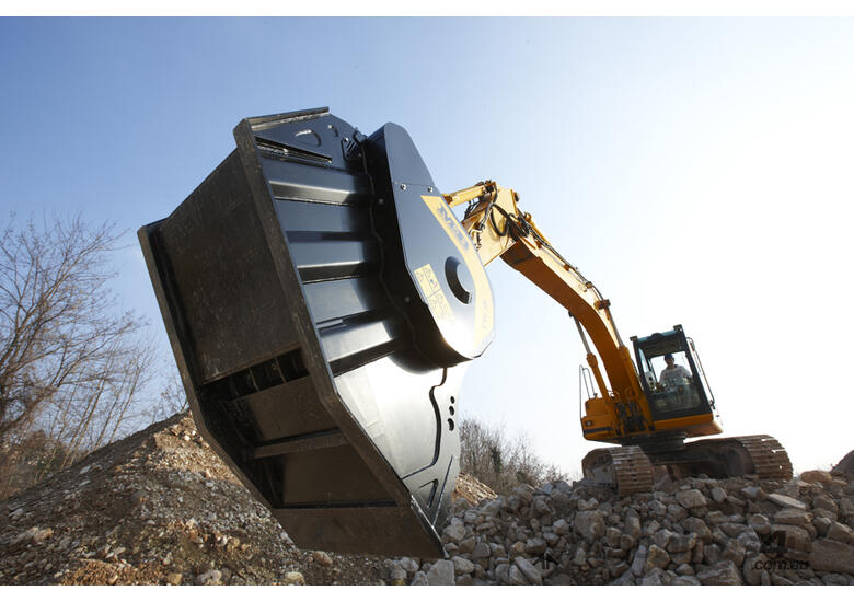 MB Crusher Buckets