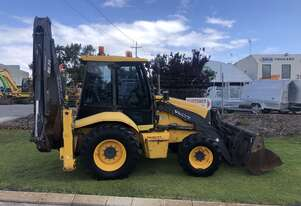 Backhoe Volvo BL71 Ex-council 4x4 SN991 1HCJ274