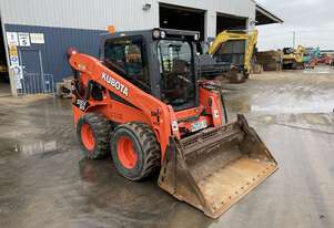 Kubota 2017   SSV65 For Sale