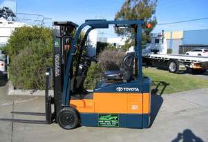 ** RENT NOW **   Toyota 1.5t  Forklift with Container Mast