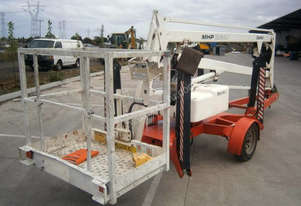 08/2003 SNORKEL MHP-12J TRAILER MOUNTED BOOM LIFT