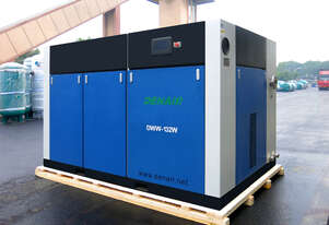 DENAIR 132kw Dry Type Oil Free Screw Air Compressor 793CFM 8 Bar