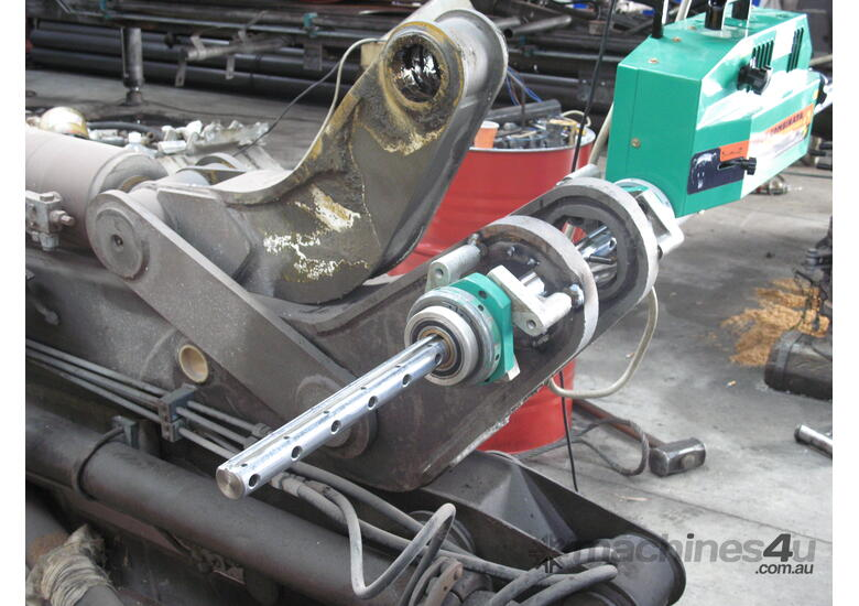 Portable Line Boring and Bore Welding Machine � 32-250mm