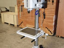 Variable Speed Pedestal Drilling Machine, 3MT - picture5' - Click to enlarge