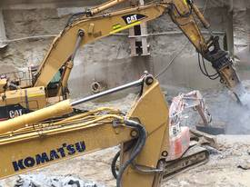 HM SERIES HYDRAULIC HAMMER 3-110 TONNE - picture11' - Click to enlarge