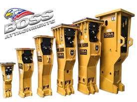 HM SERIES HYDRAULIC HAMMER 3-110 TONNE - picture8' - Click to enlarge