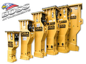 HM SERIES HYDRAULIC HAMMER 3-110 TONNE - picture0' - Click to enlarge