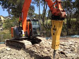 HM SERIES HYDRAULIC HAMMER 3-110 TONNE - picture7' - Click to enlarge