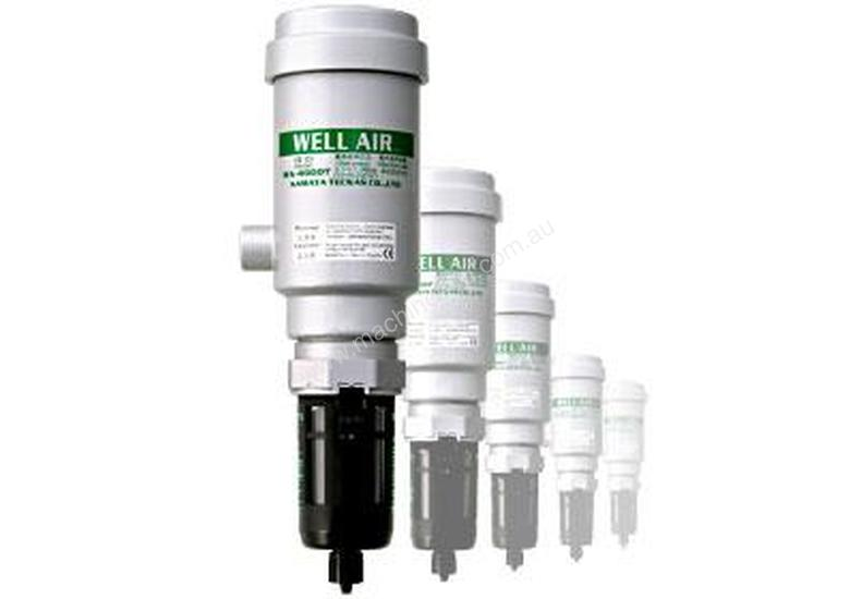 Compressed Air Moisture Remover