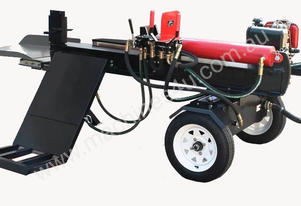 40T Diesel Log Splitter with 100kg Hydraulic lift