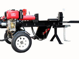 40T Diesel Log Splitter with 100kg Hydraulic lift - picture6' - Click to enlarge