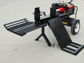 40T Diesel Log Splitter with 100kg Hydraulic lift - picture0' - Click to enlarge