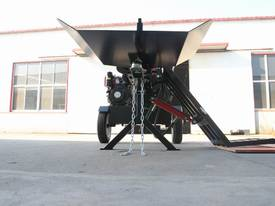 40T Diesel Log Splitter with 100kg Hydraulic lift - picture18' - Click to enlarge
